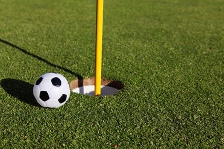 Nine Holes of Footgolf for Two or Four at Leen Valley Golf Club