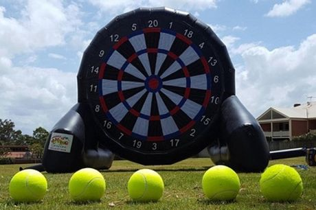 One-Hour Session of Football Darts for Up to Six at Leen Valley Golf Club