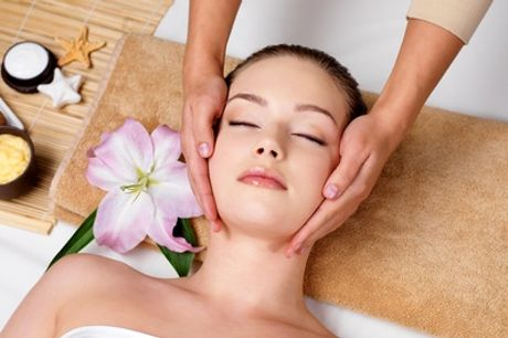 Facial With Gel Manicure Susan Peters Beauty