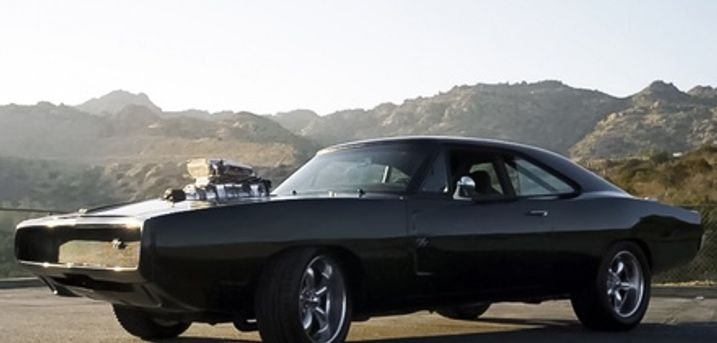 Dom's Charger Three Miles Experience with Car Chase Heroes, Multiple Locations