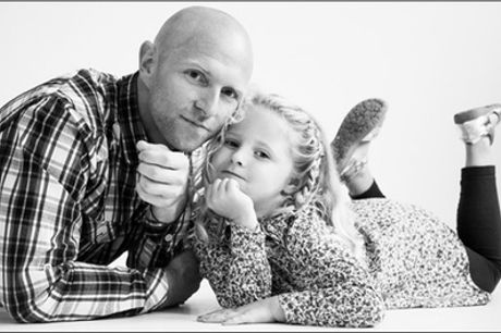 Family Photoshoot with Five Prints at The Portrait Photographer