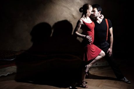 Four Salsa or Latin Dance Classes for One or Two at Lemon Frog Dance Company