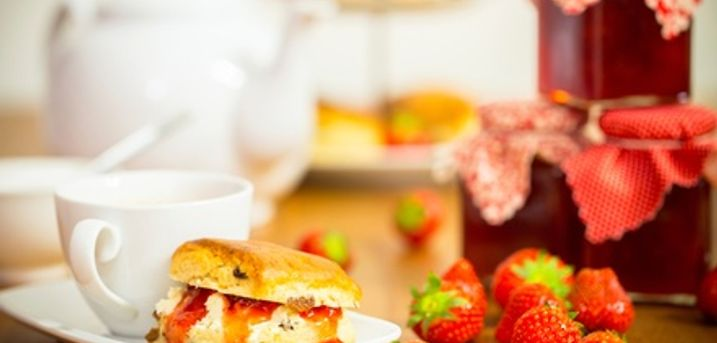 Cream Tea For One, Two or Four at Vintage Tea Room