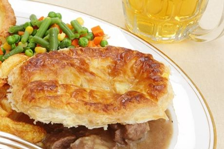 Lancaster Brewery Tour, Tasting and Pie For Two, Four or Six