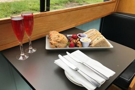 Afternoon Tea Cruise for Up to Two at Lancashire Canal Cruises