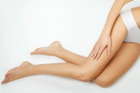 Three or Six Sessions of IPL Hair Removal at Glow 'N' Glamour Salon