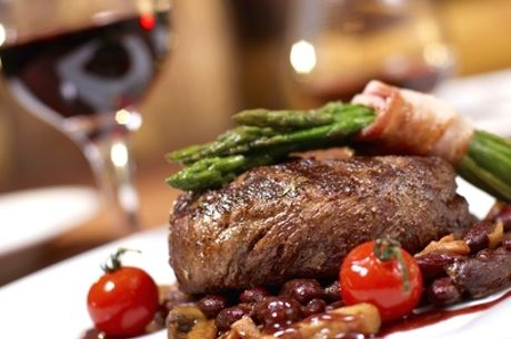 Two-Course Steak Meal with Choice of Drink for Up to Four at The Gig House