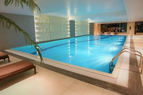Spa and Lunch or Afternoon Tea with Optional Massage for One or Two at Esprit Spa and Wellness