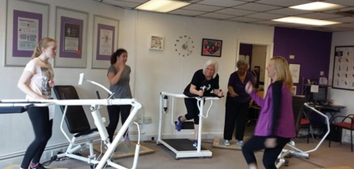 Ten Gym Passes at a Female-Only Gym at Curves Wokingham