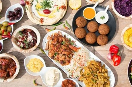 12 Meze to Share Between Two for Up to Six at Marmaris Restaurant