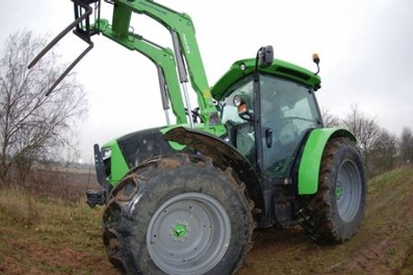 Tractor Trail Driving Experience for One or Two at Activity Centre Blyth