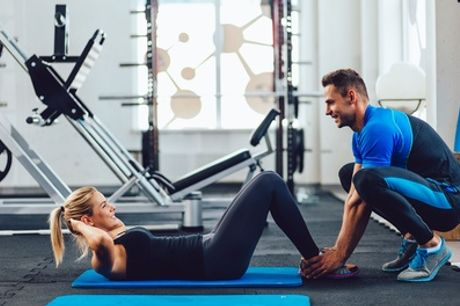 One-Month Full Membership with The Fitness Club Central
