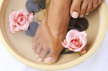 45-, 60- or 75-Minute Feet Pampering Session from Design One
