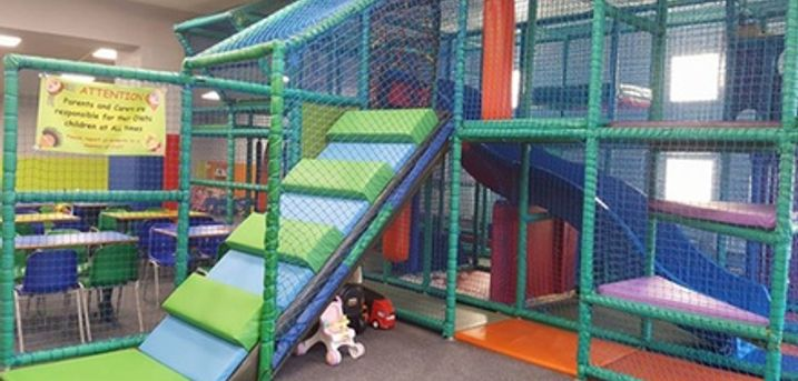 Full-Day Play, Toast and Juice for Up to Four or Six-Week Entry for One or Two at Playzone and Toddlerz
