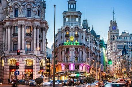 Madrid: habitación doble o twin para 2 personas con desayuno y minibar en Vitium Urban Suites