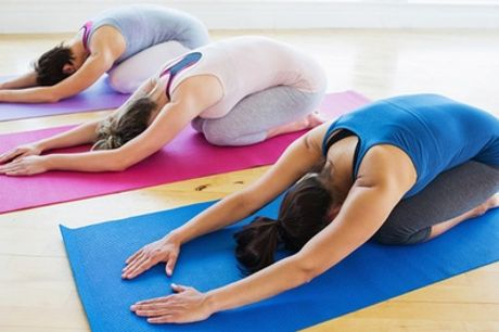 Six Sessions of Hot Yoga at Fitness Fusions