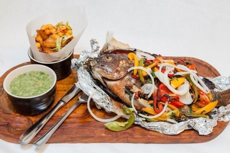 Two-Course Nigerian Meal with Cocktails for Two or Four at Leilani Restaurant & Ashanti Lounge Bar