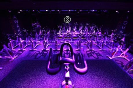 Ten Spinning Classes at Fuse Fitness