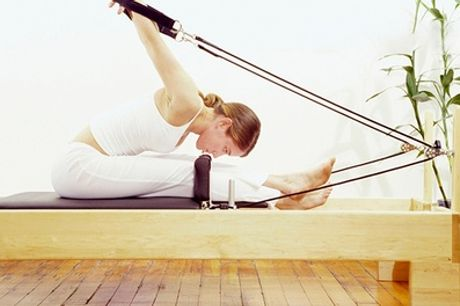 Five Classes of Reformer Pilates at Fitness Fusions, Clapham