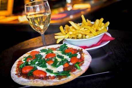 Pizza Meal with Drink and Live Entertainment for Two or Four at The Cavendish Arms