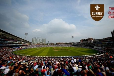 Kia Oval Stadium Tour, Entry with Optional Merchandising Kit
