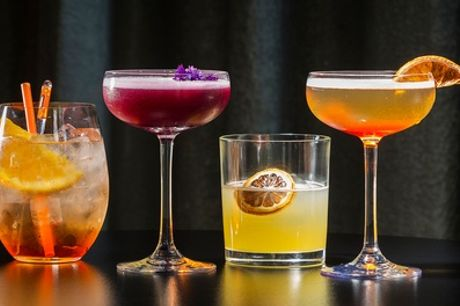 Three or Six Cocktails at Leilani Restaurant & Ashanti Lounge Bar