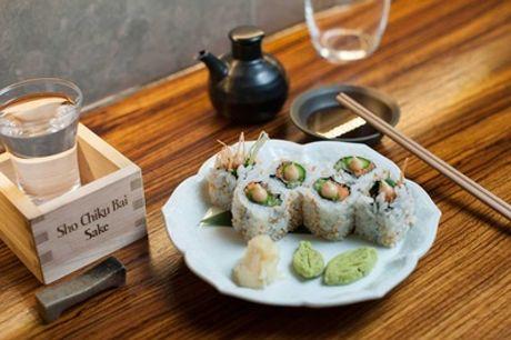 Five-Course Vegan Tasting Menu for Up to Four at Kouzu