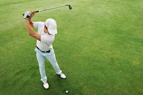 One-Hour Golf Lesson with a PGA Professional and Swing Analysis for One or Two at Stourbridge Golf Club