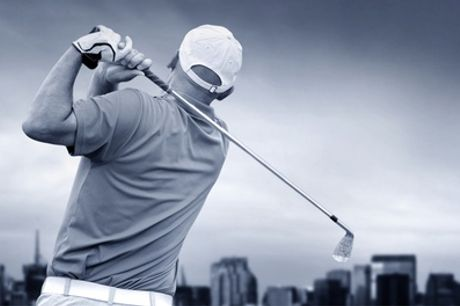 One-Hour Golf Lesson With PGA Professional and an Optional 30-Minutes of Practise at Surbiton Golf Studio