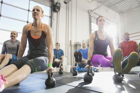 Five or Ten CrossFit Training Sessions at CrossFit KIA