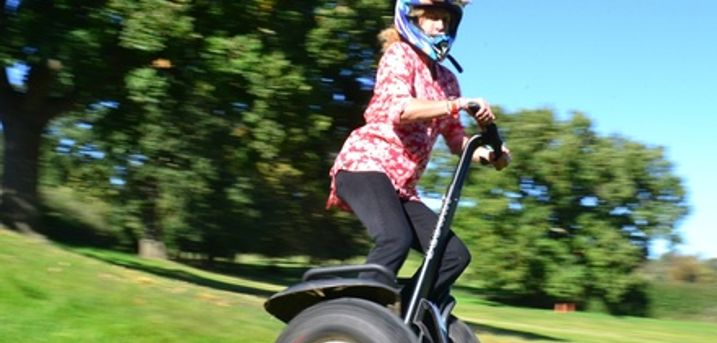 45-Minute Segway Ride for One or Two with Segway Unleashed