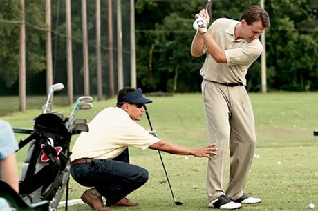 One or Two 60-minute Golf Lessons with Video Analysis for One or Two at GL Golf Academy