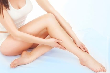 Hollywood or Brazilian Wax with Optional Underarm and Half Leg Wax at Beautylicious