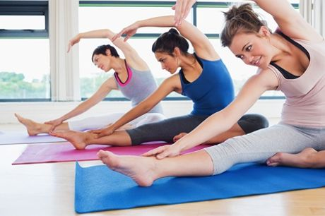 Five Pilates Classes for One or Two at TFC Fitness Consultancy