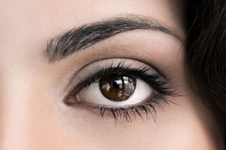 Semi-Permanent Make-Up on Eyebrows at Divine Hair and Beauty