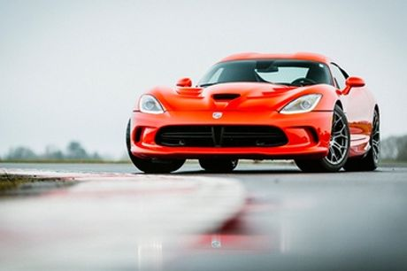 14-Lap Dodge Viper Driving Experience for One or Two from Drift Limits