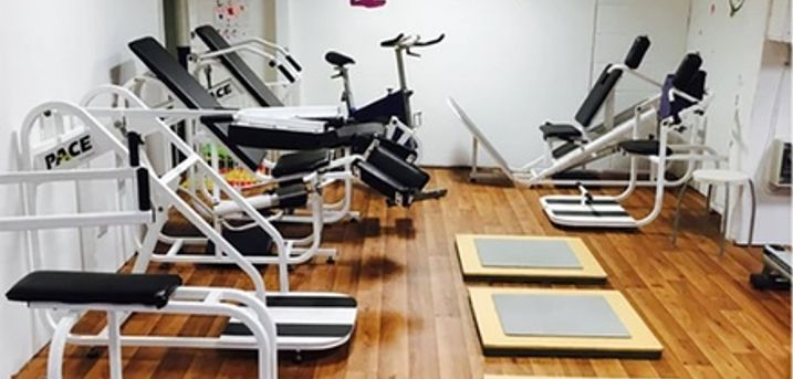 Gym Day Pass with Fitness Classes or Weight and Measure Service, or One-Month Membership at Healthy U