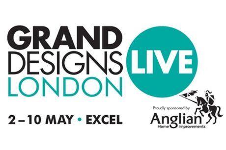 Grand Designs Live, 30 April - 08 May 2022 at ExCeL London