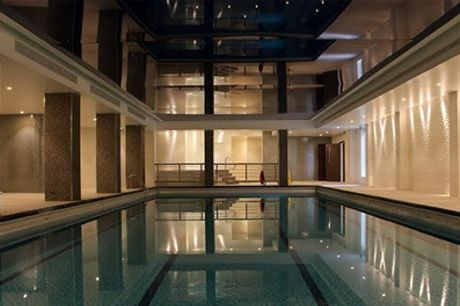 Six-Hour Spa Access with Body and Scalp Massage for One or Two at Imagine Spa