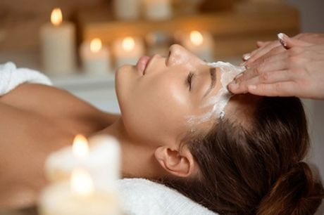 Choice of One-Hour Facial at Look Hair & Beauty Studio