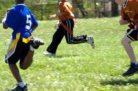 Football or Rugby Training Session for One or Two Children at Sport 4 Kids North And North West London