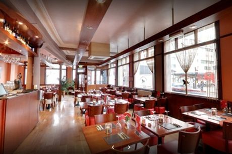 Two-Course Argentine Meal for Two or Four at Toro Dorado Steakhouse