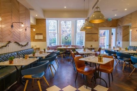 Three-Course Meal with Optional Drinks for One or Two, Theo's Simple Italian