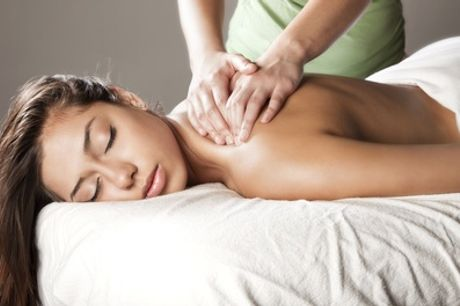 70-Minute Acupuncture and Deep Tissue Massage at Oriental Healthcare