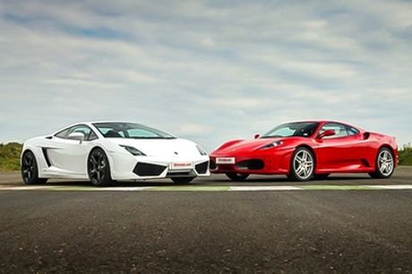 Sports Car or Supercar Junior Driving Experience at Drive Me