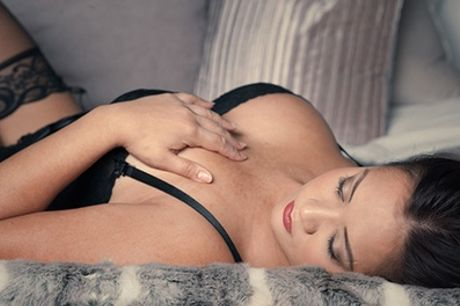 Boudoir Photoshoot at Emotion Studios