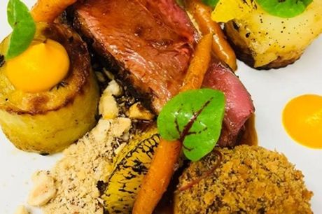 Six-Course Tasting Menu for Up to Four at Best Western Salford Hall Hotel