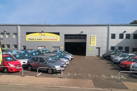 MOT Test with Summer Check at Blackpole Trade and Save Autocentre