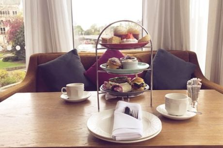 Traditional or Sparkling Afternoon Tea for Two or Four at RBG at Park Inn by Radisson York