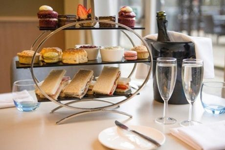 Traditional or Sparkling Afternoon Tea for Two or Four at Novotel York Centre